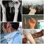 Mulher - Se inspirem nessas tatuagens fofas!