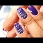Tutorial: Spun Sugar Nails!