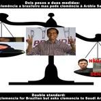 Internacional - Dois pesos e duas medidas: Indonésia nega clemência para brasileiro mas pede clemência à Arábia Saudita por Satinah