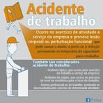 Utilidade Pública - Acidente de trabalho e doença profissional dão os mesmos direito