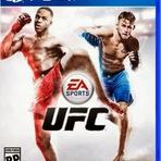 "#Jogo UFC ""EA Sports"" - Ultimate Fighting Championship - para Playstation 4"