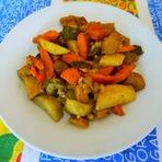 Culinária - Assado de legumes: o sabor requintado!