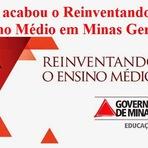 É o fim do programa Reinventando o Ensino Médio em Minas Gerais