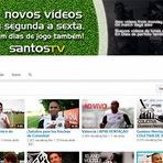 Canal Oficial Do Santos - Santos TV.