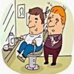 Humor - CagarSolto-Fora de horas(No barbeiro)