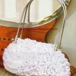 Bolsa de sianinha com receita e gráfico