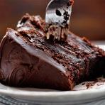 Receita de Bolo de chocolate cremoso
