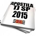 APOSTILA TJ SP 2015 22,99 ESCREVENTE TÉCNICO JUDICIÁRIO