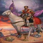 Curiosidades - Líder negro da lendária Legião Romana Tebas.