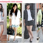 APOSTE: Shorts Estampado!