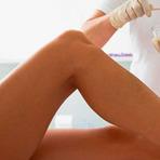 Cera depilatória caseira para uma depilação natural