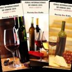 Grandes feiras internacionais de vinhos 2015