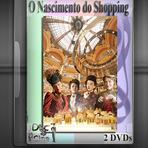 Documentários - O Nascimento do Shopping 2 DVDs (raridades)