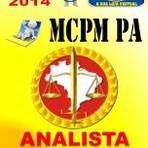 Apostila Concurso Publico MCPM PA Analista 2015 - Apostilas So Concursos