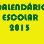 Calendário Escolar 2015 - RESOLUÇÃO SEE Nº 2.714 - MG