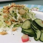 Culinária - Salada Exótica Califórnia receita Ana Maria Braga Mais Você 27/01/2015