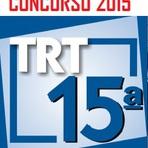 Apostila Concurso TRT15 Campinas-SP 2015