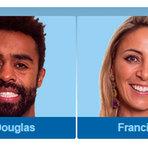 BBB15: Douglas ou Francieli? Quem será eliminado?