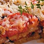 Culinária - Arroz à Parmegiana