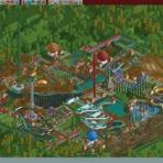Jogos - A desenvolvedora da série RollerCoaster Tycoon anuncia novo jogo