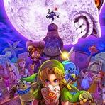 Jogos - Novas screenshots e videos de Legend of Zelda: Majora's Mask 3D (3DS)