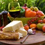 Saúde - Dieta Mediterrânea como emagrecedor e redutor do risco de doenças