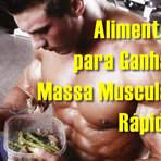 Saúde - 10 Alimentos para Ganhar Massa Muscular Rápido!