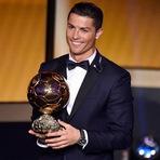 FIFA Ballon d'Or 2014 - Cristiano Ronaldo é eleito o melhor do Mundo