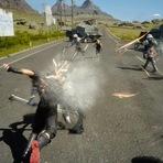 Jogos - [Games] :: Veja Noctis em ação nas novas imagens de Final Fantasy XV.