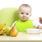 Saúde - Como devem ser as primeiras refeições do meu bebê?