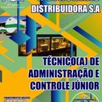 Apostila TÉCNICO (A) DE ADMINISTRAÇÃO E CONTROLE JÚNIOR - Concurso Petrobras Distribuidora S.A 2015