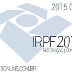IRPF 2015 RESTITUIÇÃO, CONSULTA