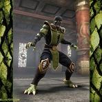 Jogos - Mortal Kombat X - Reptile é revelado em novo trailer