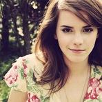 "Emma Watson na nova versão de ""A Bela e a Fera""."