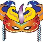 Mascaras de Carnaval Coloridas – Super Conectado