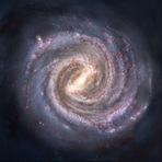 Como era a Via Láctea 10 bilhões de anos atrás?