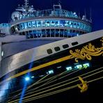 O verão americano terá Frozen nos navios da Disney!!!!!!