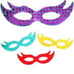 Mascaras de Carnaval Coloridas Imagens Variadas
