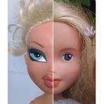 "Artista ""reabilita"" bonecas Bratz dando-as uma beleza natural"
