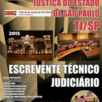 Apostila TJSP São Paulo - Escrevente Técnico Judiciário - concurso público 2015