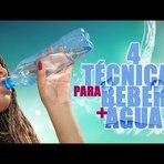 Saúde - 4 dicas fáceis para beber mais água diariamente