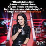 Música - Tarja Turunen vai ser uma das juradas no The Voice of Finland de 2015!