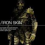 Jogos -  [Games] :: Mais um personagem confirmado em Mortal Kombat X, Reptile é o cara da vez.