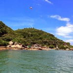 Blog da Estela: Ilha do Papagaio - SC