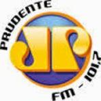 Rádio Jovem Pan FM 101,7 ao vivo e online Presidente Prudente SP