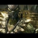 Jogos - Reptile é mostrado em novo trailer de Mortal Kombat X