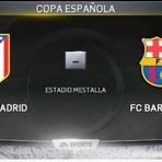 Esportes - Barcelona vence Atlético Madrid (3-2) e está nas meias-finais da Taça do Rei,