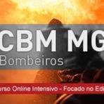 Curso e Apostila Corpo de Bombeiros de Minas Gerais (CBM MG): Retificação do edital