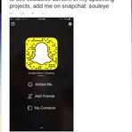 """Souleye no """"Snapchat"""""""