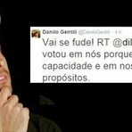 Danilo Gentili Manda Dilma Rousseff ir se Fuder
